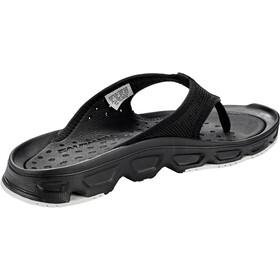 Salomon RX Break 4.0 Recovery Slides Herren black/black/white